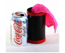Coke can Vanishing