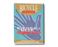 Svengali jeu radio bicycle rouge