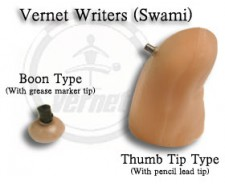 Thumb tip writer