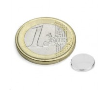 Aimant disque 8x1mm.