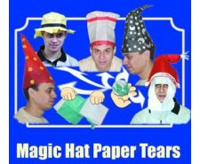 Magic Paper Hat Wizard