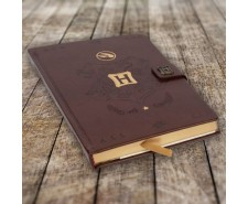 Carnet de notes quidditch Harry Potter