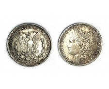 Morgan dollar (aimant)
