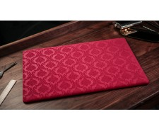 tcc luxury leather pad rouge