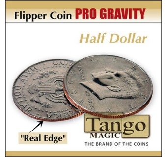 Flipper coin pro gravity