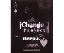 i change project recharge