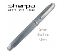Sherpa-brushed metal