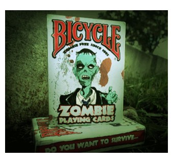 bicycle zombie