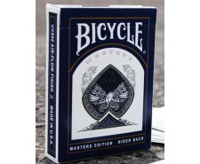 Bicycle master edition (bleu)
