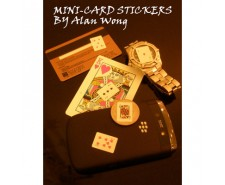 Stickers mini cartes