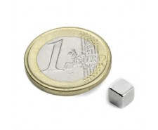 Aimant cube 5mm