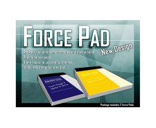 Force Pad-pocket-bleu